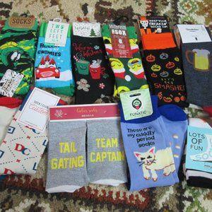 Socks NWT
